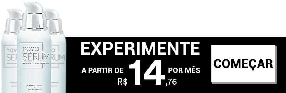 Experimente! Frete grátis para todo Brasil.